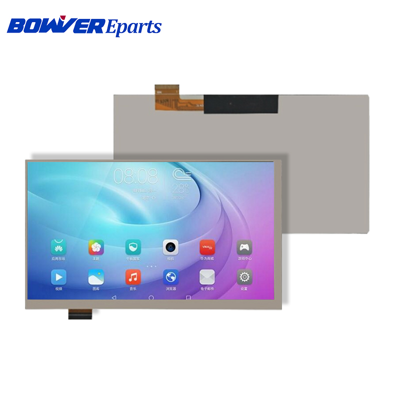 164*97mm 30pin LCD display For 7