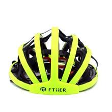 Peta Unisex Helm Sepeda