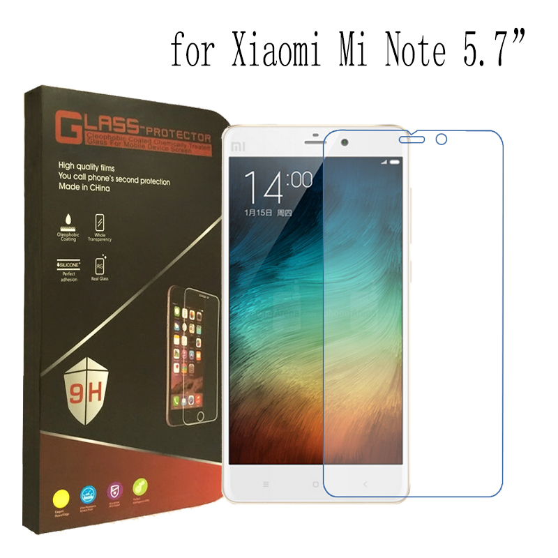 New Premium Tempered Glass Glass For Xiaomi Mi Note