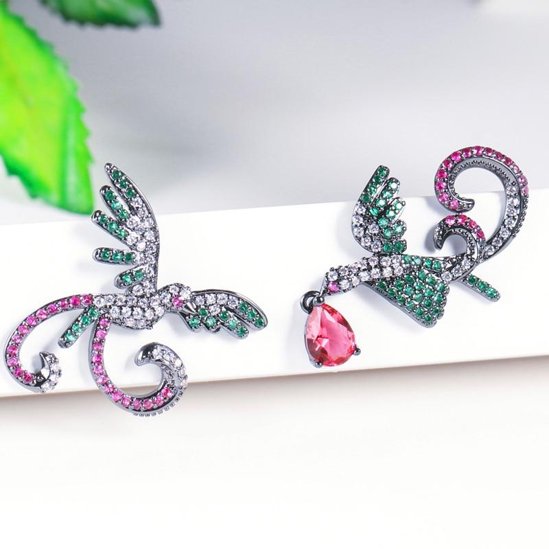 Phoenix Stud Earrings3