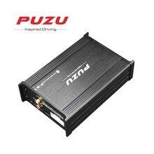 PUZU P31 неразрушающего ISO кабель автомобильный сигнальный процессор усилитель 4X85 W, поддержка SMS, телефонный звонок, электронная почта, computer31 Диапазон настройки приложения для android автомобильный стерео аудио ЦАП