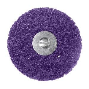 Image 1 - Discos para amoladora angular de limpieza, tira de polietileno, desoxidante, 100mm x 6mm