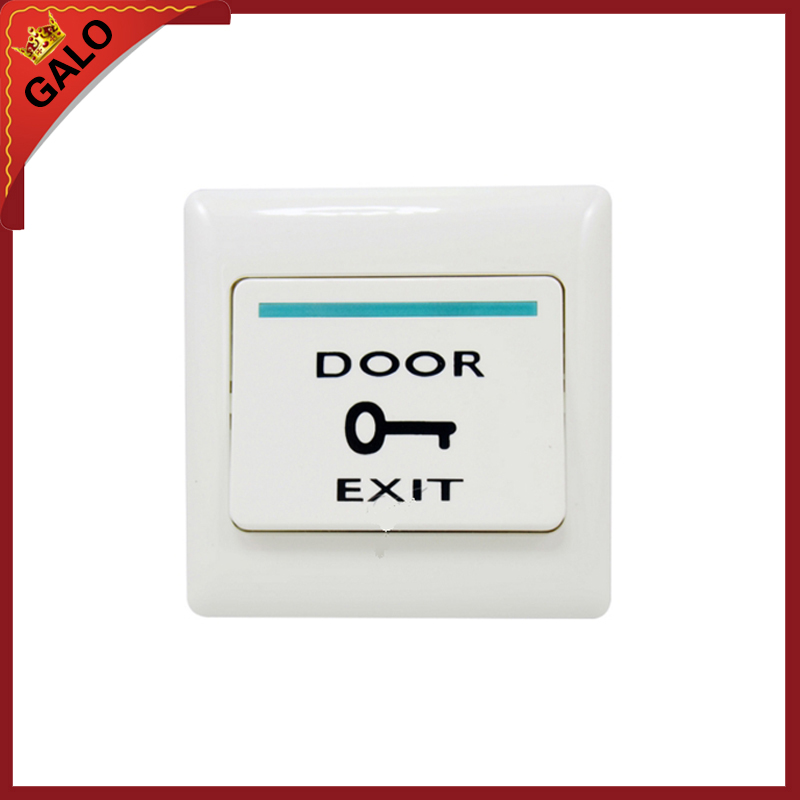 Galo NO/NC Exit Button  Switch For Electric Lock System