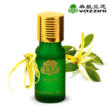 Hot! 10ML YLANG YLANG100% Pure Essential Oil Free shipping Breast Care/Skin care (D4-1)