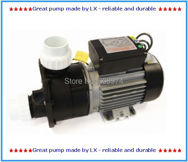 LX Whirlpool Bath Pump Model JA 200 Pool & SPA pump & bathtub pump JA200 1.5KW/2.0HP