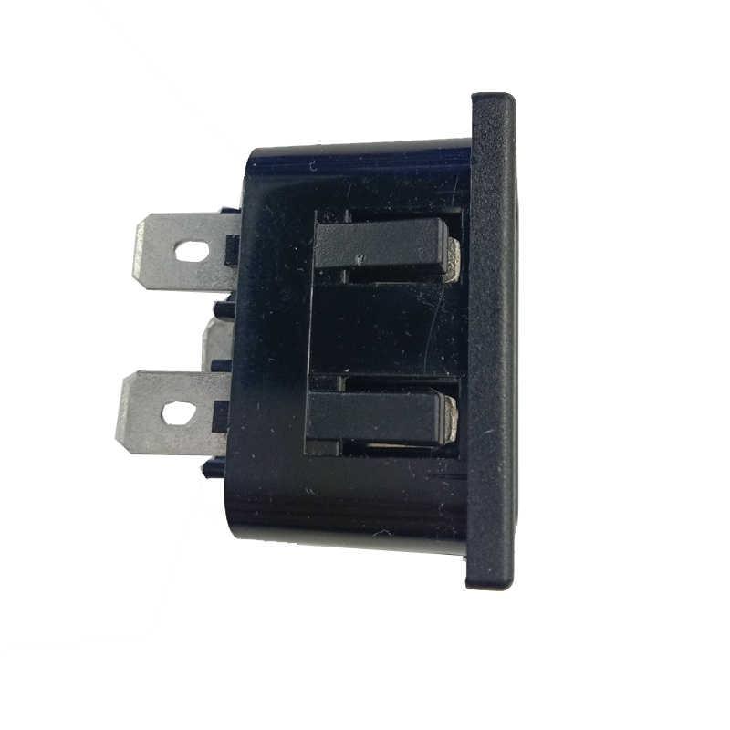 IEC320 C20 الصناعية المقبس التوصيل AC الطاقة لوحة مقابس تصاعد قوة متعددة الوظائف الكهربائية المقبس قابس طاقة