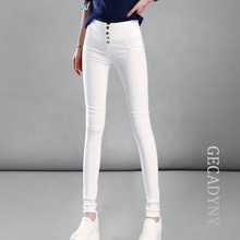 New Summer Elegant Women's Casual Pants OL Work Wear Slim Stretch Pencil Pants Trousers Leggings Women/Female Plus Size bottoms