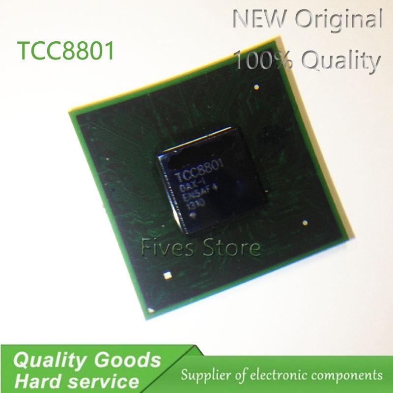 1PCS/LOT 100% NEW  TCC8801 TCC8801-OAX BGA
