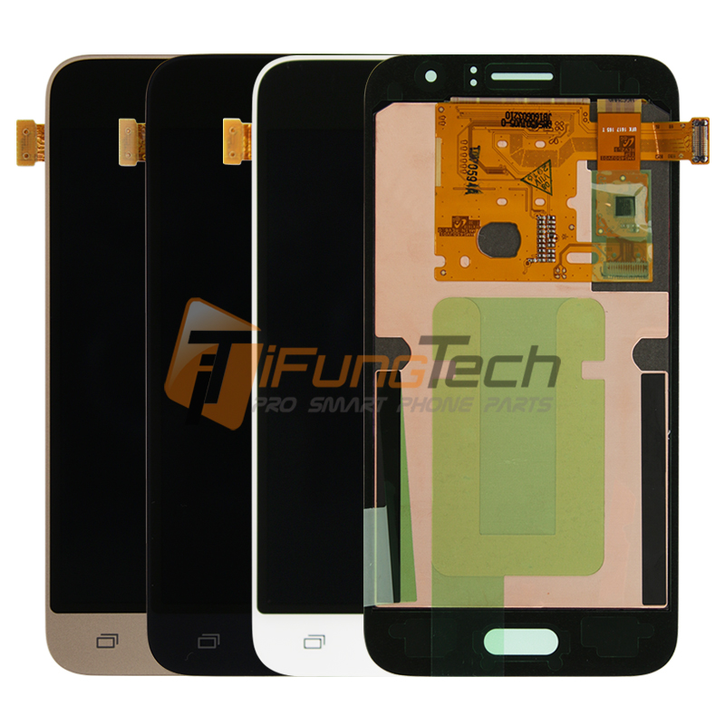 Original LCD For Samsung J2 SM-J210 Lcd+Touch Screen Digitizer For Samsung Galaxy J2 J200 J200F J200Y 2016 Lcd Display Replaceme pl50 lcd