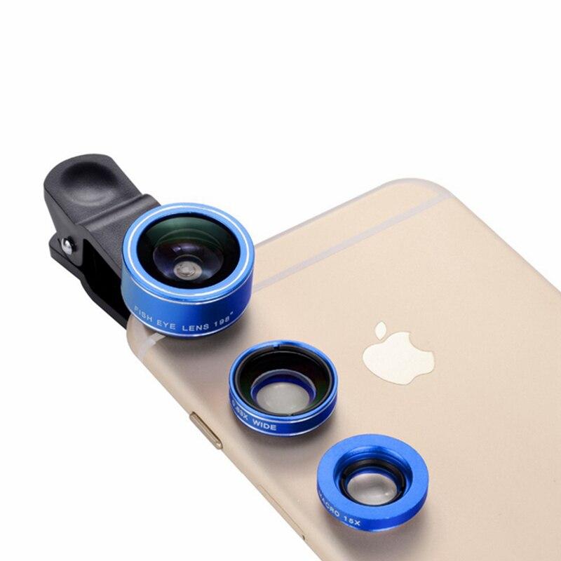 ORBMART 3 in 1 Բջջային Հեռախոս ոսպնյակներ - Բջջային հեռախոսի պարագաներ և պահեստամասեր - Լուսանկար 4