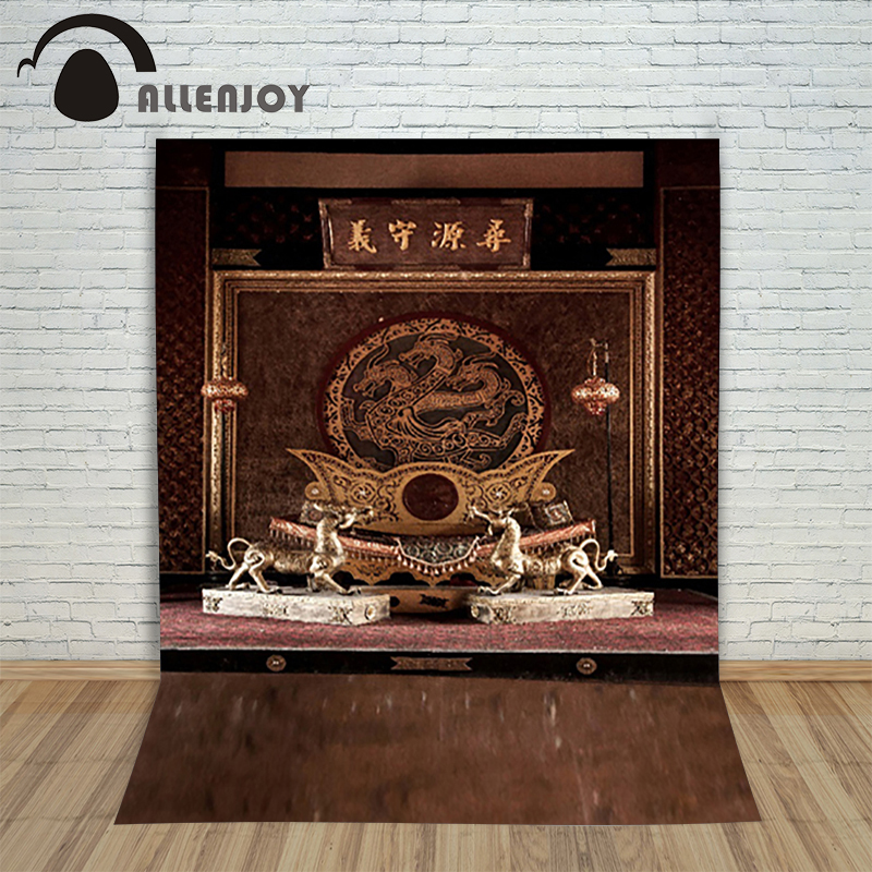 backdrop baby 6.5x10ft(200x300cm) Ancient Chinese throne photography background vinil miniature plastic deep groove ball bearing plastic bearing v 608 glass ball strong plastic environmental protection corrosion
