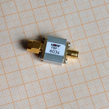 Free shipping FBP-403s 403MHz acoustic surface wave band pass filter, bandwidth 6MHz
