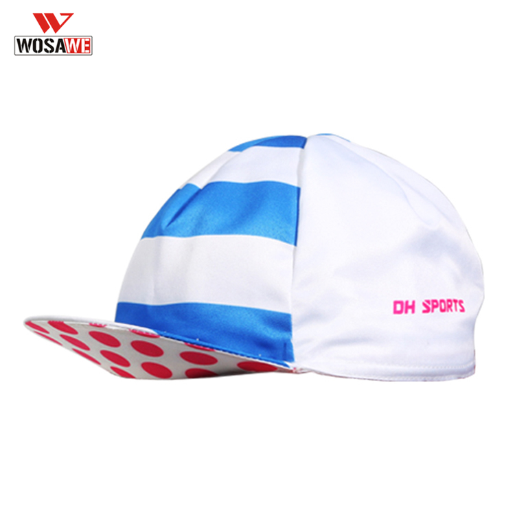 WOSAWE Cycling Cap Helmet inner cap Bike Headband Hat Summer Ciclismo Caps PRO TEAM Bicycle Breathable Anti-UV