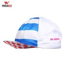 WOSAWE Cycling Cap Helmet inner cap Bike Headband Hat Summer Ciclismo Caps PRO TEAM Bicycle Breathable Anti-UV