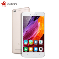 Original Xiaomi Redmi 4A Cell Phone Snapdragon 425 Quad Core Smartphone Ram 2GB Rom 16GB ROM 3120mAh Battery 4G LTE Mobile phone