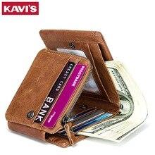 Genuine Leather Men Wallet Model 2