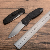 Kershaw 1670S Folding outdoor camping Knife 8cr13mov blade all steel handle hunting survival tactical pocket knives EDC tool
