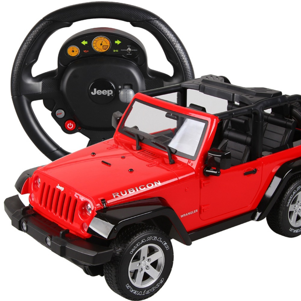 aliexpresscom buy new 110 jeep 2998a remote control car simulation model childrens rc toy car hummer off road large remote control car for kids from