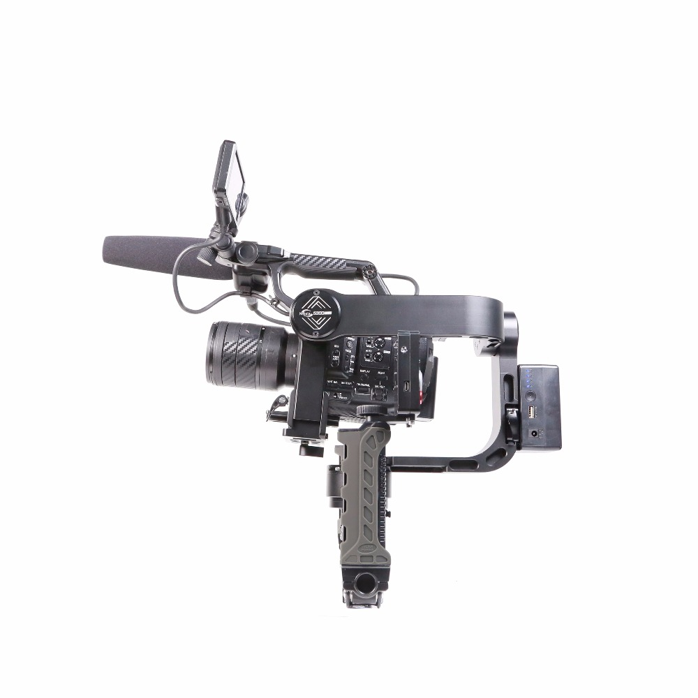 Image 3 - Nebula5300 5 Axis Gyro Stabilizer Built in Encoder for video cameras-in Tripods from Consumer Electronics