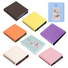 68 Pockets Mini Instant Photo Album Favorites 3 inches Picture Case For Fujifilm Drop Shipping Support(China)