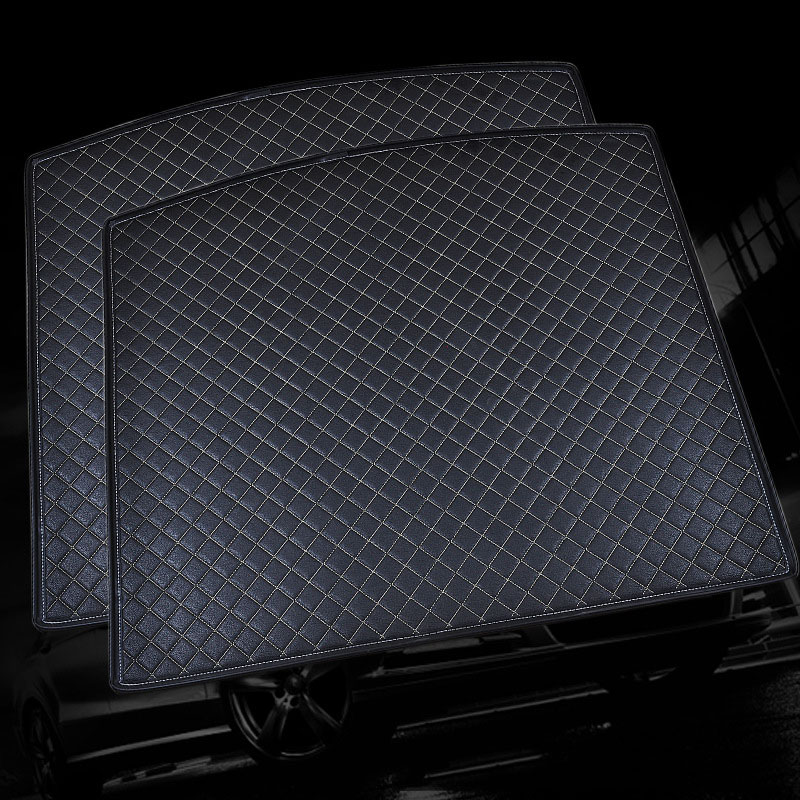 Custom fit car trunk mat for Suzuki Alto Jimny Swift SX4 3D car styling heavy duty all weather tray carpet cargo liner custom fit car trunk mat for dodge journey jcuv 3dcar styling heavy duty all weather protection tray carpet cargo liner