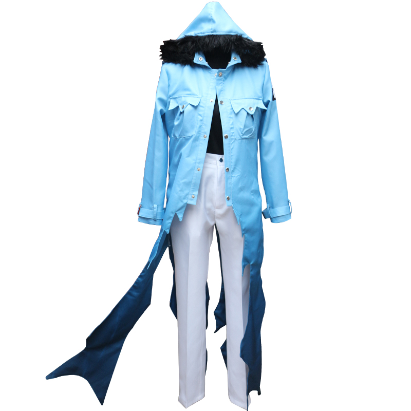 2018 Hot New Vampire Servant SERVAMP Sleepy Ash Animation Cosplay Costumes