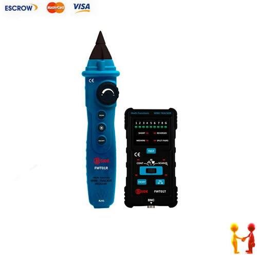 ФОТО FWT01 Multi-functional Handheld Network Lan cable Tester rj45 rj11 Ethernet Wire Tracker Finder Meter Telephone Line Test