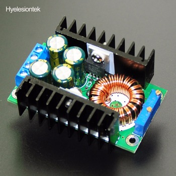 1,2 W 9A 7-40 V a 300-35 V CC CV Buck Step-Down convertidor fuente de alimentación módulo reductor regulador de voltaje ajustable controlador LED