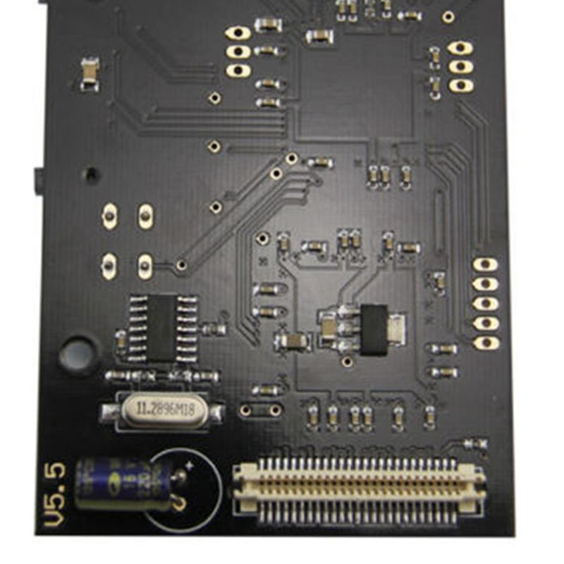 Image 4 - Optical Drive Simulation Board for DC Game Machine the Second Generation Built in Free Disk replacement for Full New GDEMU Gam-in Harddisk & Boxs from Consumer Electronics
