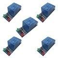 5 Шт. 1-канальный 5 В Релейный Модуль Щит для Arduino 1280 2560 ARM PIC AVR DSP