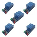 5Pcs 1-Channel 5V Relay Module Shield for Arduino 1280 2560 ARM PIC AVR DSP