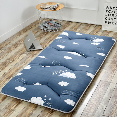 Cloud density Non-slip student child Household Slow rebound mattress thickness of about 8cm queen full twin size wfgogo thickness 23 cm spring mattress twin high density vacuum compression foam latex soft bed bedding