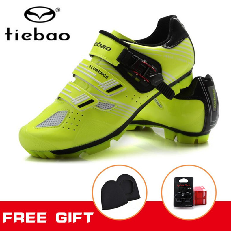 Tiebao Cycling Shoes sapatilha ciclismo Mtb For Bicycles men Sneakers zapatillas deportivas mujer Vtt Zapatillas Hombre Bike colors quality metallic zapatillas deportivas mujer mujer hombre low top trainers leather gladiator flats led shoes men shoes