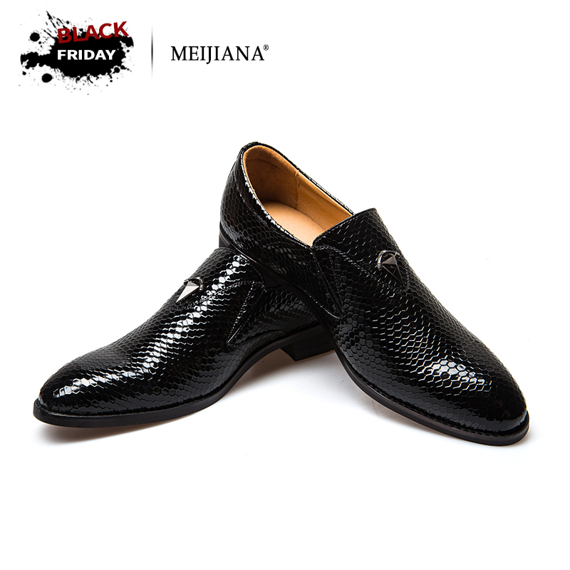 Genuine Leather Mens Dress Shoes, High Quality Oxford Shoes For Men, Lace-Up Business Men Shoes, Brand Men Wedding Shoes