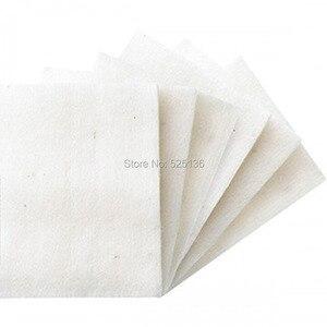 10pcs/pack Organic Cotton For RDA RBA Atomizer Coil Wick No Bleach Healthy Japanese Electronic Cigarette Cotton Huge Vapor