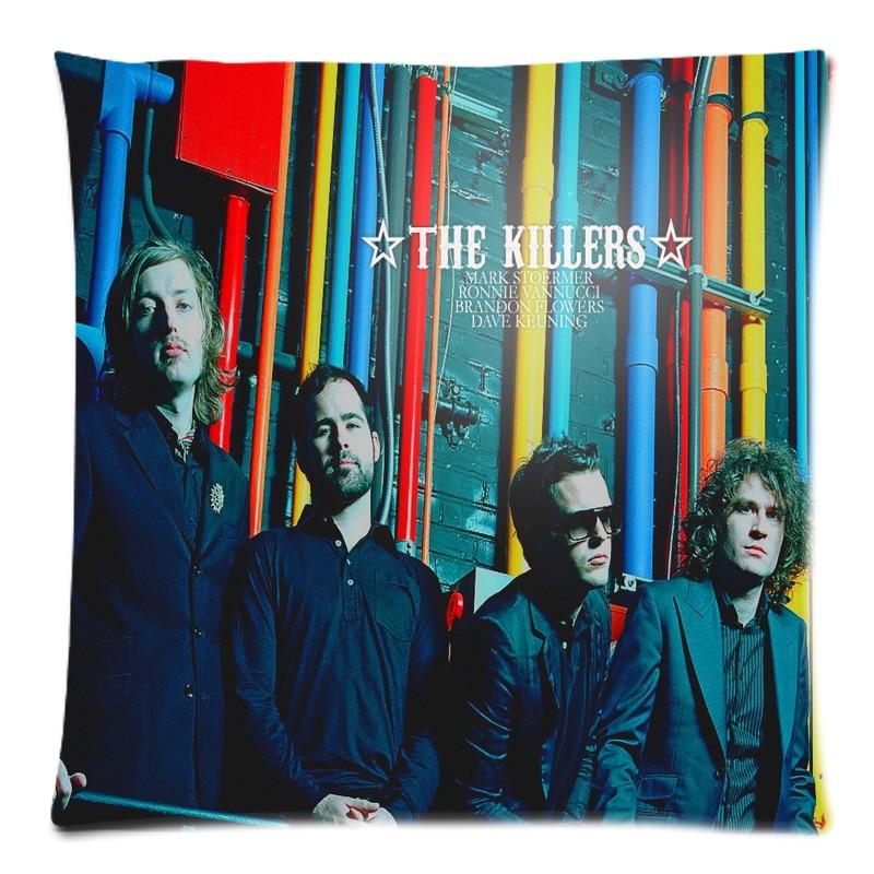 Brandon Flowers Cushion Pillow Cover Case Gift