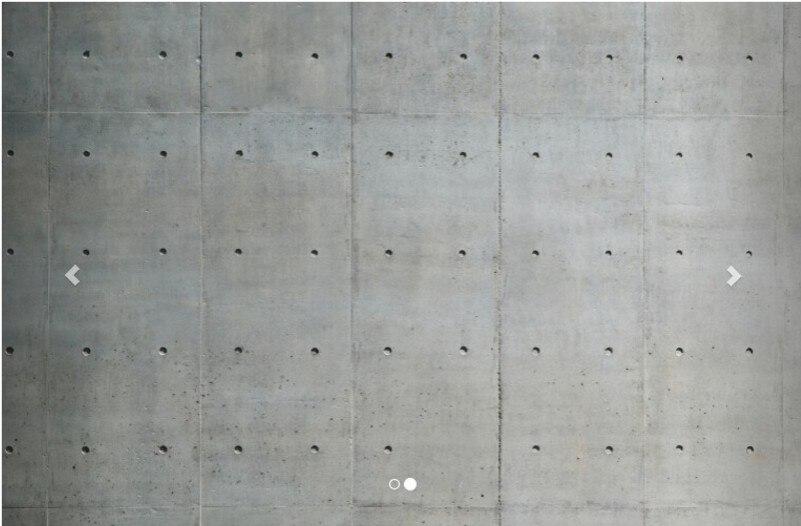 Sob Encomenda Da Foto Papel De Parede Nua De Concreto 3d