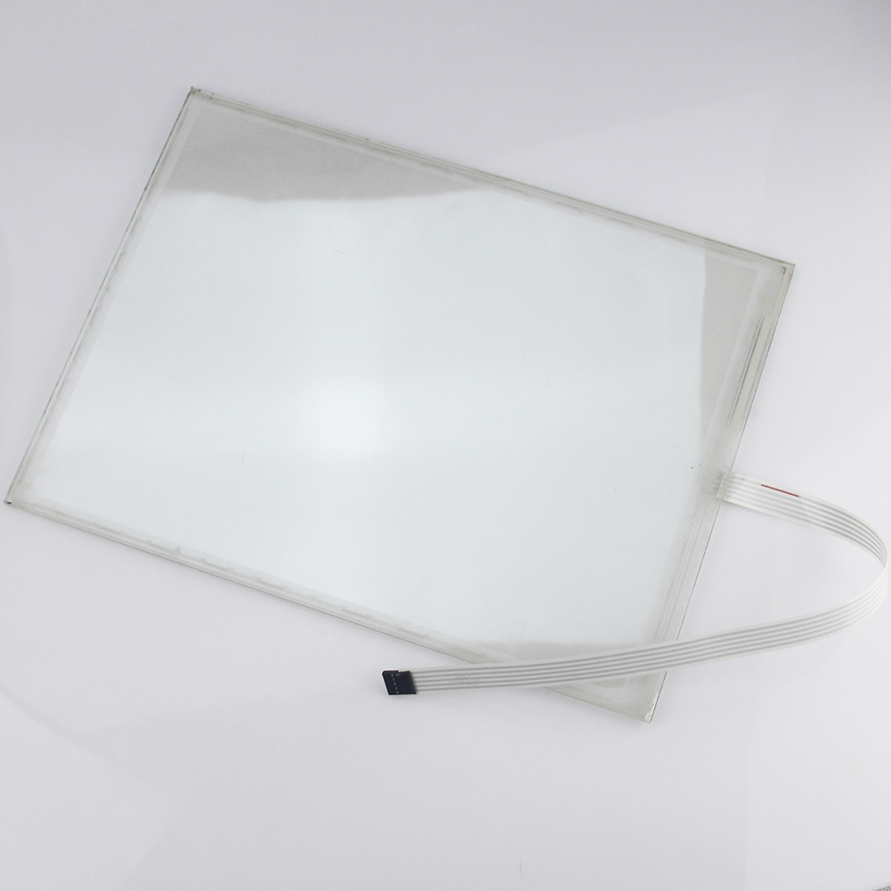 New For P/N:E391072 SCN-A4-FLT05.7-001-0H1-R Touch Screen Glass