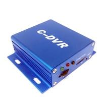OwlCat CCTV Mobile Mini Video 1 Channel C DVR Mini Size DVR Recorder,Support SD Card Motion Detection Recorder Plug n Play