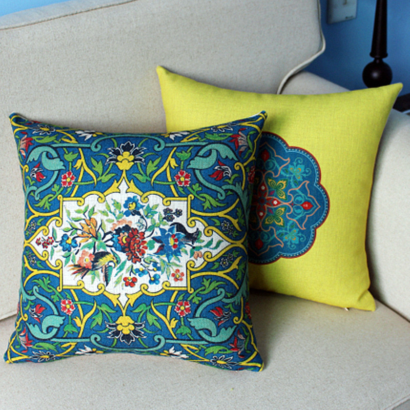 aliexpress   buy bohe geometric home decor cushion