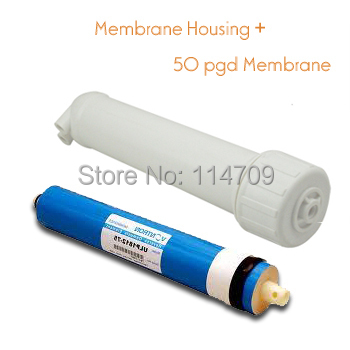 ФОТО 50 gpd RO membrane Assembly Kits for Water Filter