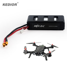 MJX Bugs 6 B6 drone parts 7.4V 1300mAh 25C Li-po battery RC helicopter quadcopter accessories