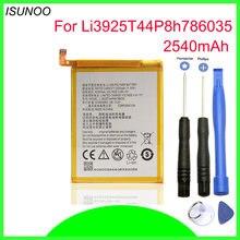 ISUNOO – batterie 2540mAh pour lame ZTE BA910 A910 Xiaoxian 4 BV0701 avec outils de réparation