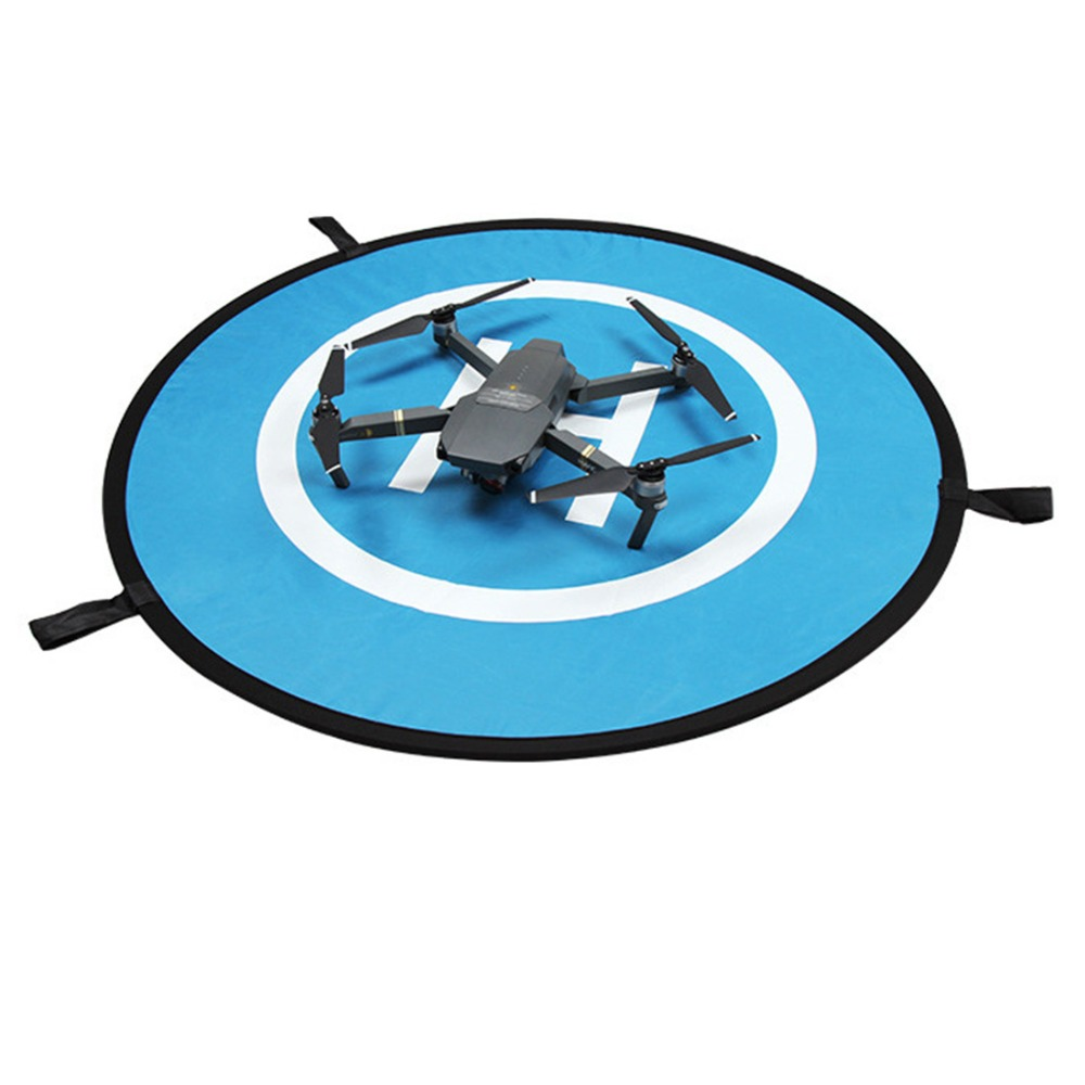 HOBBYINRC 2017 New Style 55CM Fast-fold Landing Pad For Spark General for RC Drone for dji mavic pro / Mavic 2 hobbyinrc drone aircraft part rf v16 gps locator holder for dji mavic pro rc drone accessories