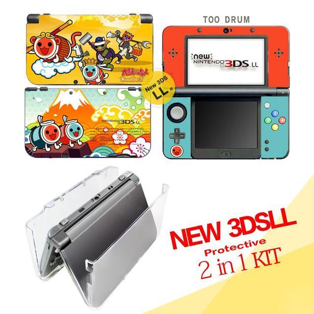 Accesorios Del Juego Para Nintendo Nuevo 3 Dsll Xl Demasiado