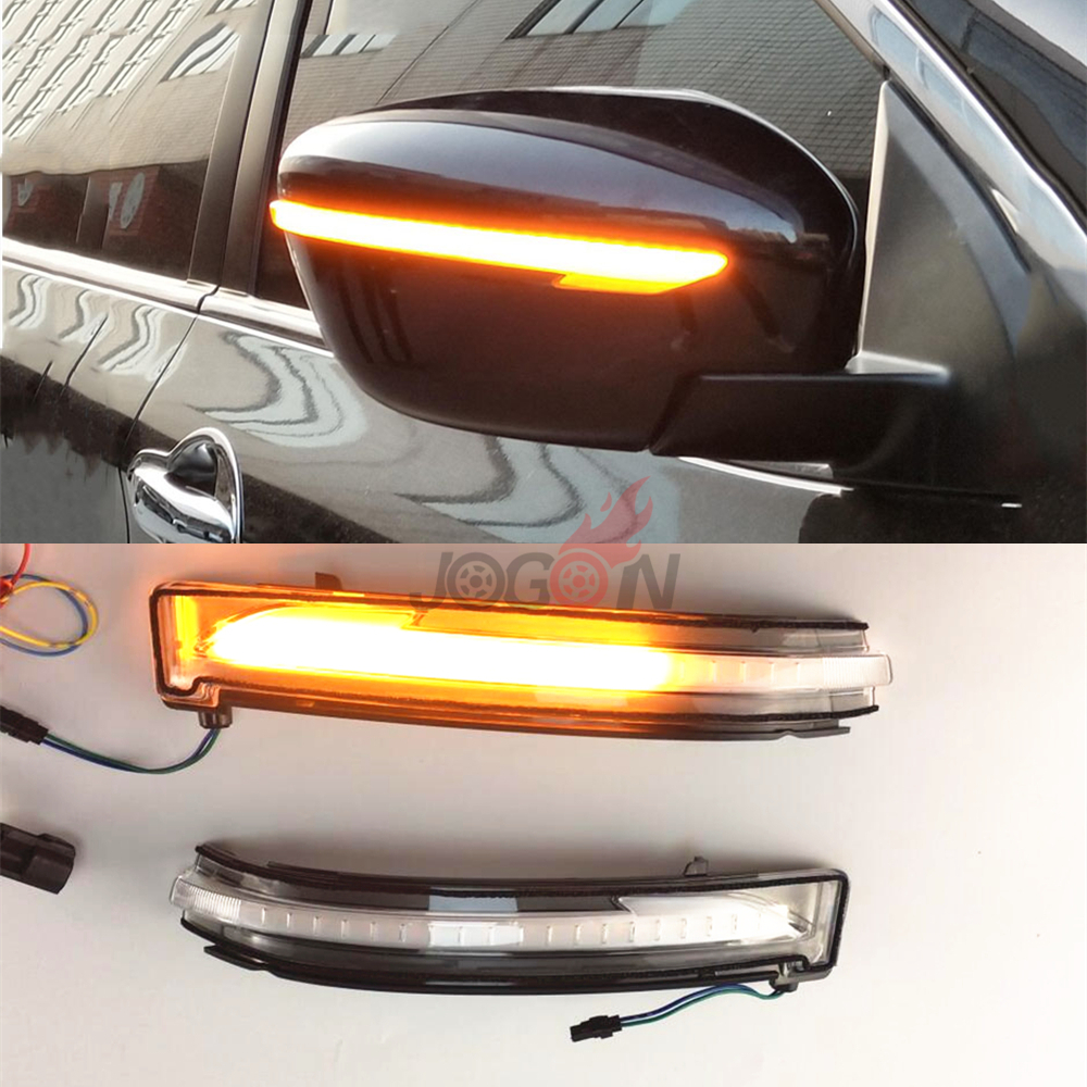 LED Light Dynamic Turn Signal Side Mirror Blinker Indicator For Nissan NP300 Navara D23 / Renault Alaskan 2015- 2018LED Light Dynamic Turn Signal Side Mirror Blinker Indicator For Nissan NP300 Navara D23 / Renault Alaskan 2015- 2018