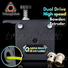 MINI extrusora de doble unidad trianglelab MINI extrusora de BMG Bowden para impresora 3d para ender3 cr10 Anet tevo