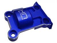 Hot Racing Aluminum Upper Rear Gear Box Cover BlueTraxxas X Maxx XMX13M06 NEW