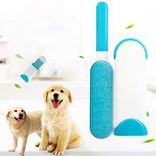 3PCS Pet Hair Removal Brush Sets Makeup Reusable Combs Sofa Bed Sheet Dogs Cat Portable Household Cleaning Supplies