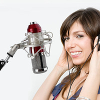 BM 800 Professional 3 5mm Wired Sound Recording Condenser Microphone Bm 800 NB 35 Microphone Stand